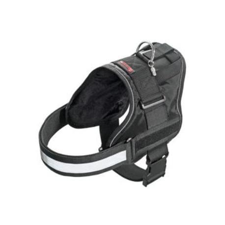 Postroj teflon XTREME černý reflex 65-85/38 KAR 1ks