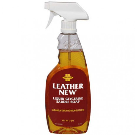 FARNAM Leather New Glycerine Saddle soap 473ml