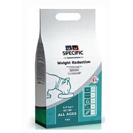 Specific FRD Weight Reduction 2kg mačka