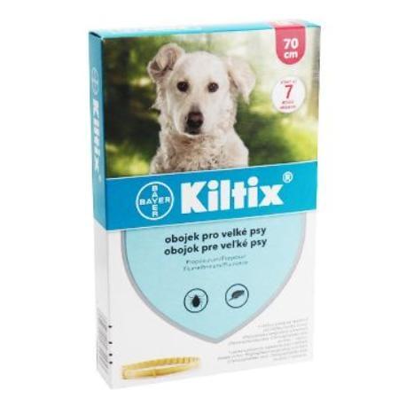 Kiltix 70 obojok (veľký pes) 1ks
