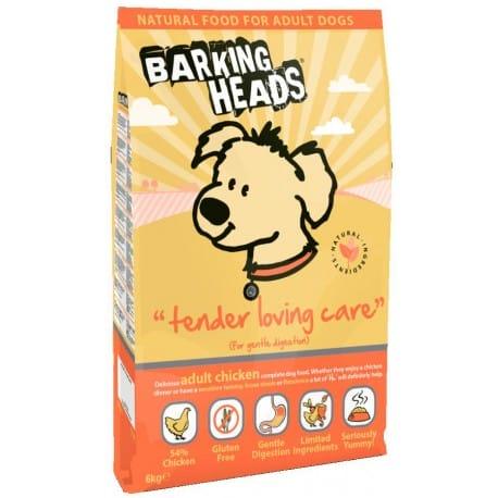 BARKING HEADS Tender Loving Care 6kg