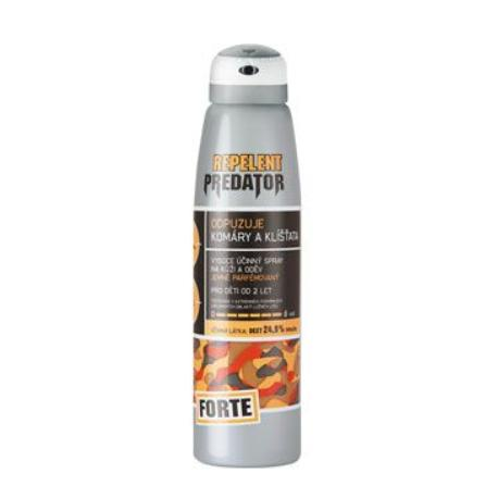 PREDATOR FORTE repelent spray 150ml 25%DEET