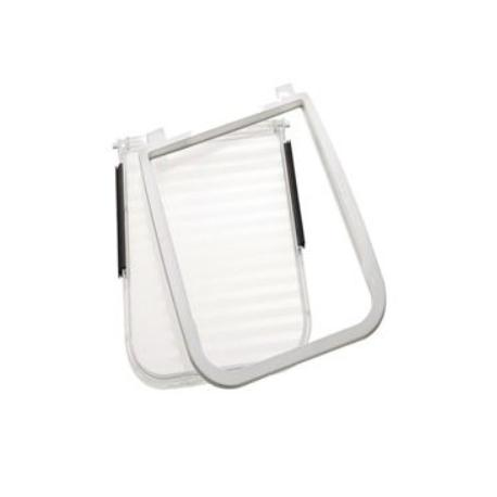 Dvířka SWING-Dil Kit 407 bílý rámeček+dvířka Swing 11