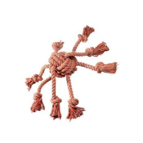 Hračka pes Chobotnice 15x15cm bavlna KAR 1ks