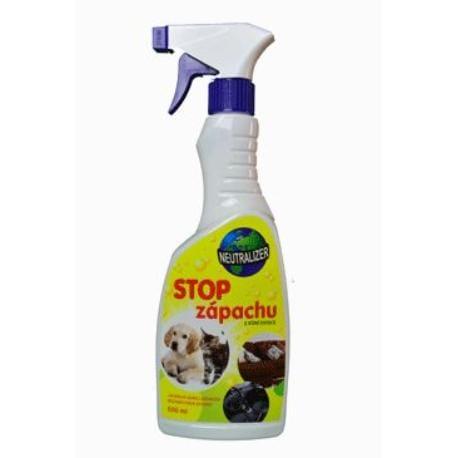 Sprej proti zápachu s vůní ovoc Neutralizer Stop 500ml