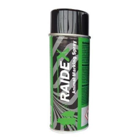 Spray značkovací Raidex 500ml zelený