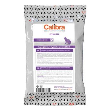 Calibra Cat EN Sterilised80g - vzorek NEW