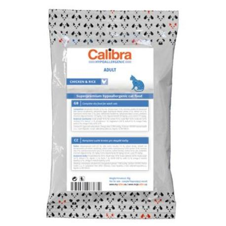 Calibra Cat HA Adult Chicken  80g - vzorek NEW
