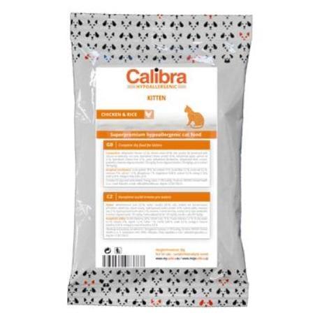 Calibra Cat HA Kitten Chicken80g - vzorek NEW