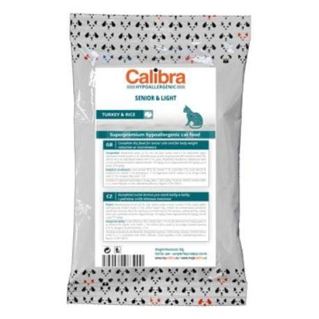 Calibra Cat HA Senior & Light Turkey80g - vzorek NEW