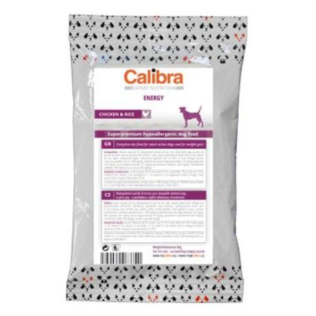 Calibra Dog EN Energy  80g - vzorek NEW