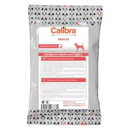 Calibra Dog EN Sensitive Salmon  80g - vzorek NEW