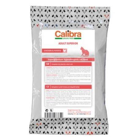 Calibra Cat GF Adult Superior80g - vzorek NEW