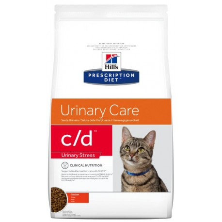Hill's Fel. C/D Dry Urinary Stress 8kg
