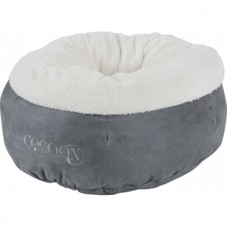Pelech COCOON kulatý šedá 45cm Zolux