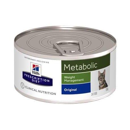 Hill's Feline  konz. Adult Metabolic 156g