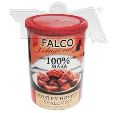 Sokol Falco Cat kostky hovězí svaloviny 400g