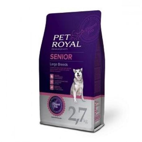 Pet Royal Senior Dog Large Breed 2,7kg