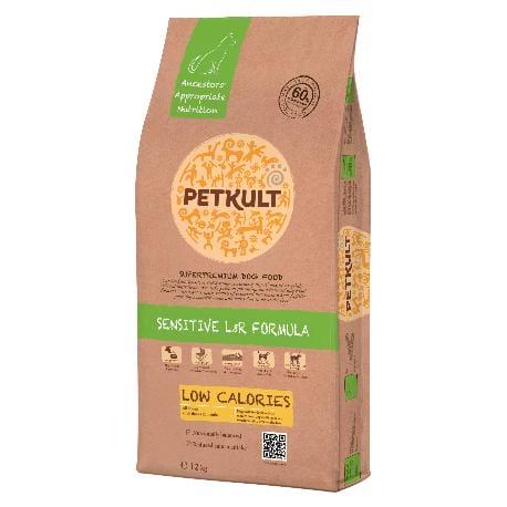 Petkult Dog Low Calories Lamb 12kg
