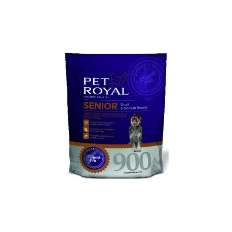 Pet Royal Senior Dog Small & Medium Breed 0,9kg