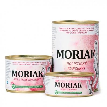 Konzerva Moriak 100 g