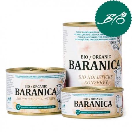 Konzerva Baranica 400 g