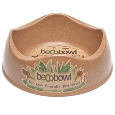 Beco Bowl M hnědá
