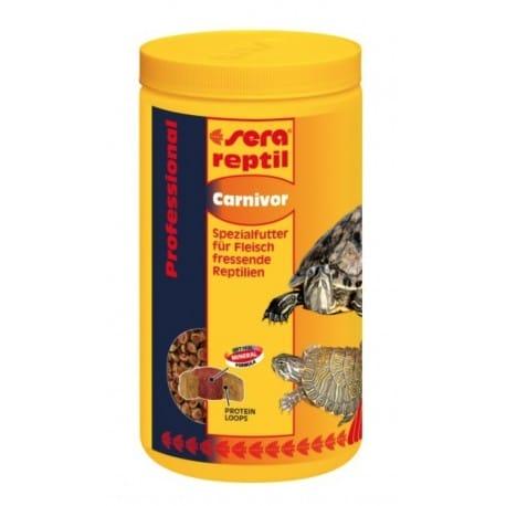 Sera Reptil Proffesional Carnivor 1000ml