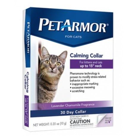 Feromonový obojek PetArmor pro kočky 1ks
