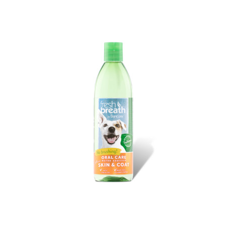 Tropiclean přísada do vody SKIN & COAT 470ml