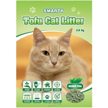 Podestýlka Smarty Tofu Cat Litter-Green Tea 6l - PETHOME.sk 1ff9e454243