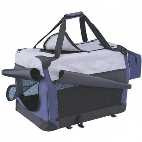 Nobby Traveller Plus M nylonový box kennelka pro psy