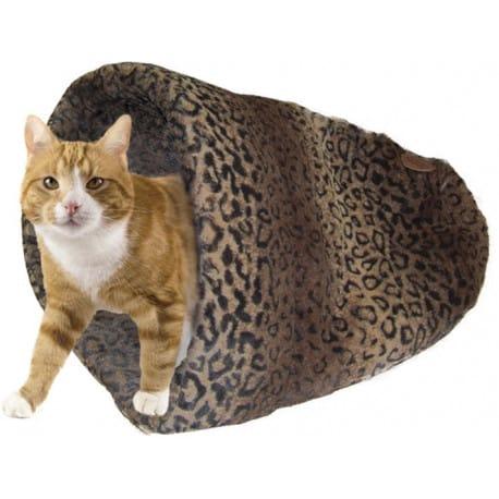 Nobby ALANIS spací pytel pro kočky a malé psy hnědá 4