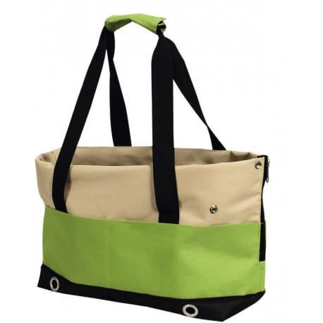Nobby SALTA prepravná taška do 6kg zelená 40x22x28cm