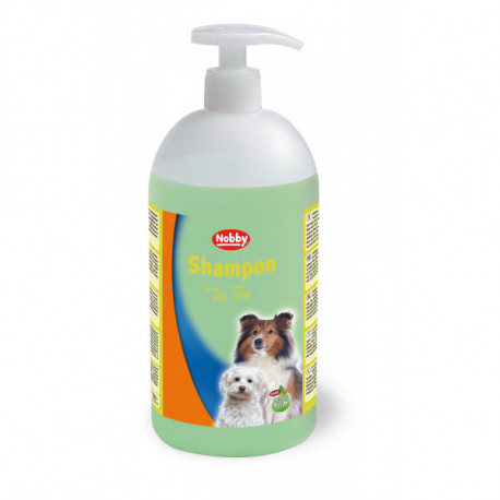 Nobby Tea Tree antibakteriální šampon 1000ml