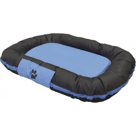 Nobby RENO odolný vankúš pre psov modrá 92x68x11cm