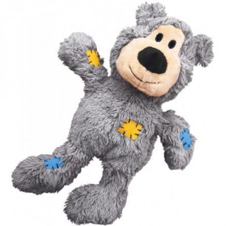 Kong Knots odolné preťahovadlo medveď veľ. M / L 36cm