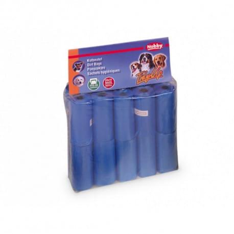 Nobby TidyUp modré sáčky na trus 20ks