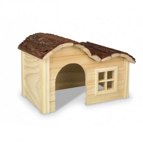 Nobby Woodland Jessi domek dřevo 42,5 x 27 x 22 cm