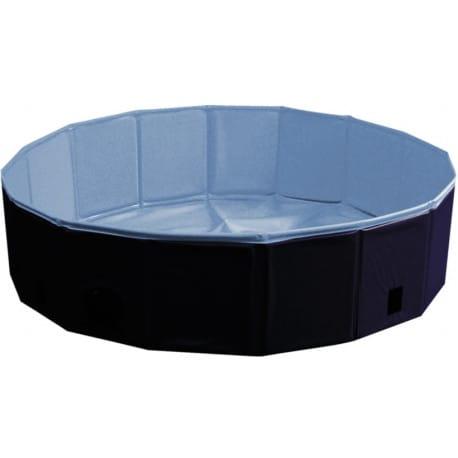 Nobby bazén pre psa skladací modrý s krytom M 120x30cm