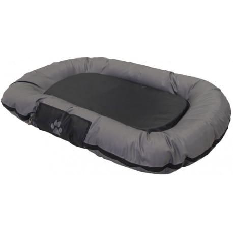 Nobby RENO odolný polštář pro psy černá 113x83x12cm