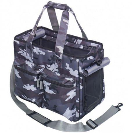 Nobby TODOR přepravní taška do 7kg maskáčová 40x21x30