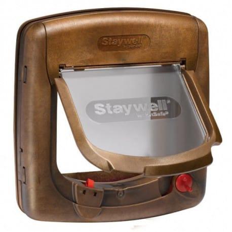 Staywell 420 Original magnetická dvířka dekor dřevo