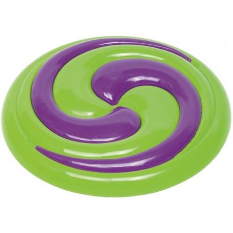 Nobby hračka pre psov termoplastická guma frisbee Hypno 22cm