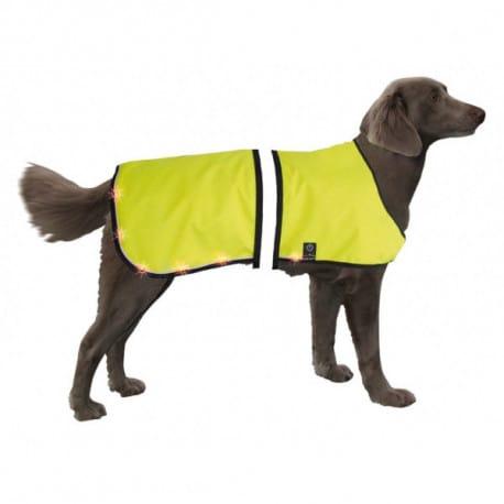 Nobby bezpečnostní LED svítící vesta S pro psa