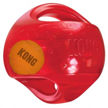 Kong Jumbler hračka pre psov gumová lopta L / XL 18cm