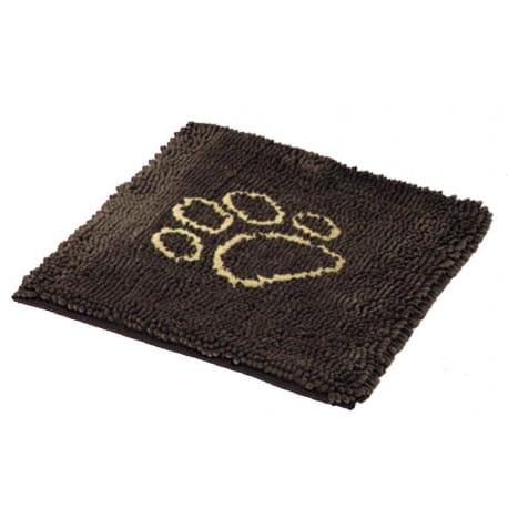 Nobby čistiace podložka M pre psa hnedá 91x66cm