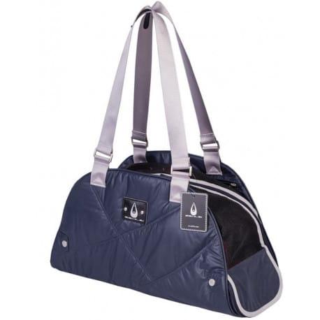 Nobby Ligi přepravní taška 2v1 do 7kg modrá 51x19x29cm