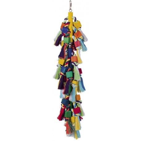 Nobby hračka pre papagáje vrkoč drevo 50x13cm