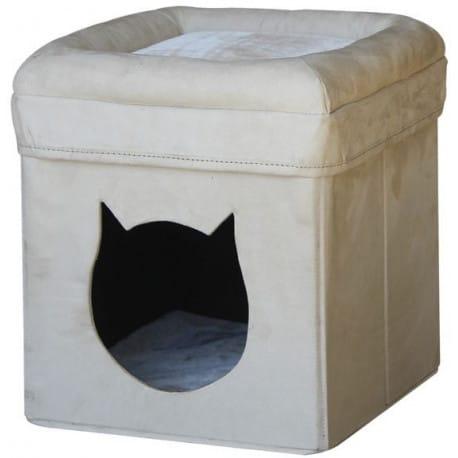 Nobby Mara skládací domeček pro kočku 39x39x40cm